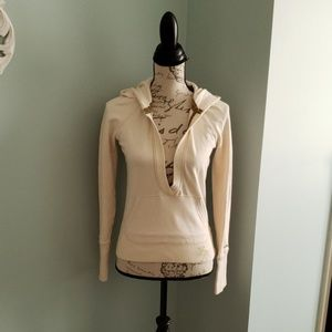 Abercrombie & Fitch V neck Hoodie